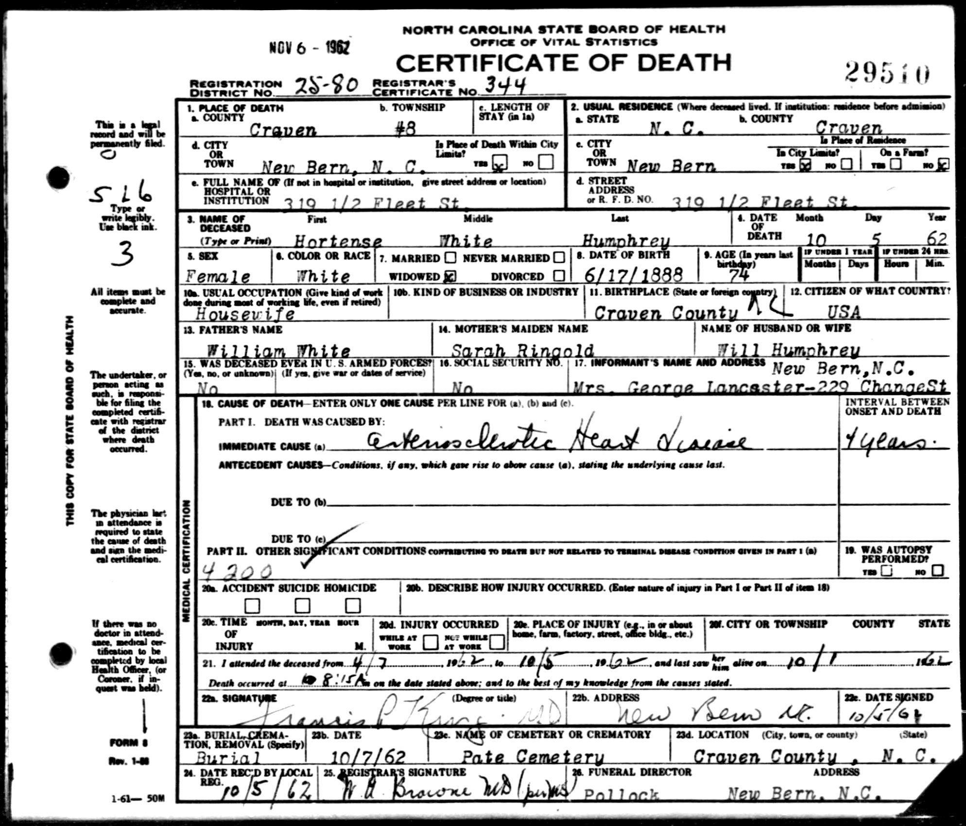 hortensewhitehumphrey-deathcert